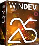 WinDev Upgrade from 24 to 25