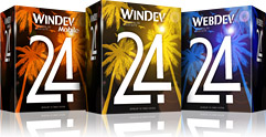 WinDev AND WebDev Upgrade from 23 to 24 PLUS ADD Mobile 24